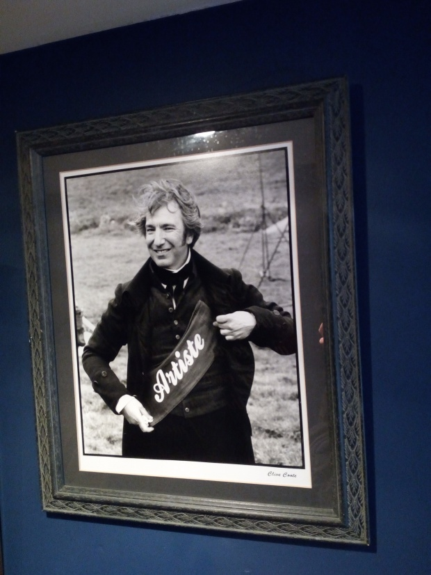Photos donated by Emma Thompson to the Jane Austen Museum, Bath