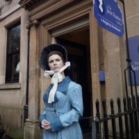 Visita al Jane Austen Centre a Bath! ♥