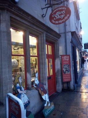 Alice's Shop - Oxford