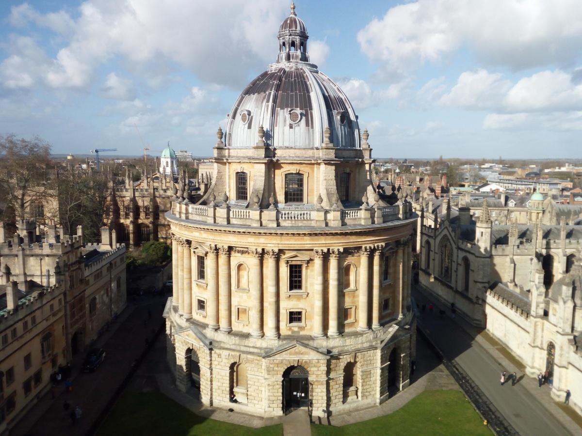 7 luoghi (meno conosciuti) da visitare ad Oxford!