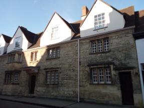 Holywell Street - Oxford