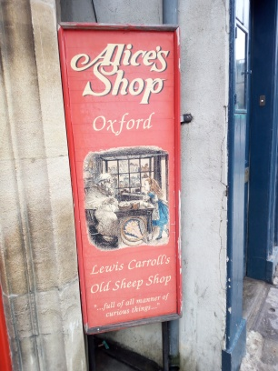 Alice's Shop - Oxford