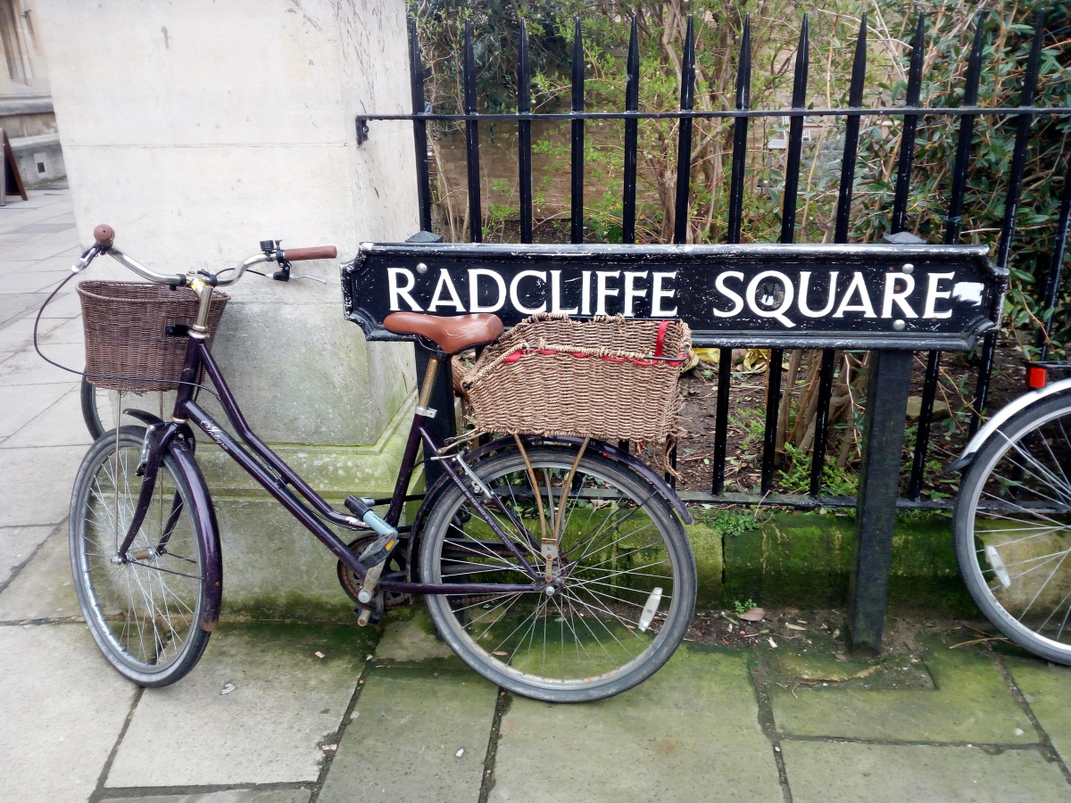 Radcliffe Square - Oxford