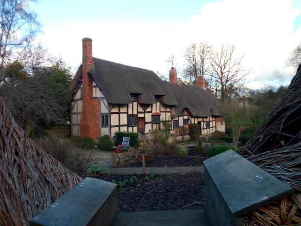 Anne Hathaway's Cottage - Stratford Upon Avon
