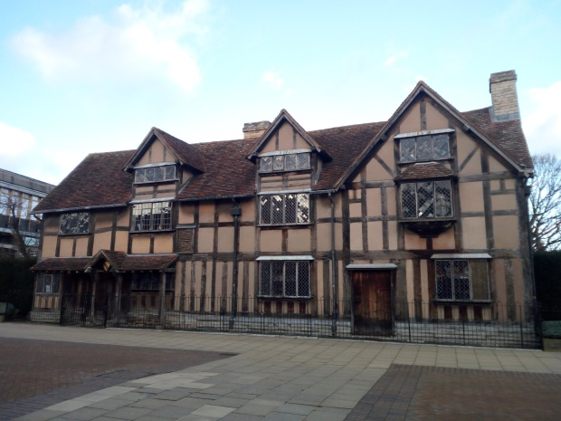 Casa natale di William Shakespeare - Stratford-upon-Avon