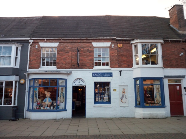 Peter Rabbit - Shop - Stratford-Upon-Avon