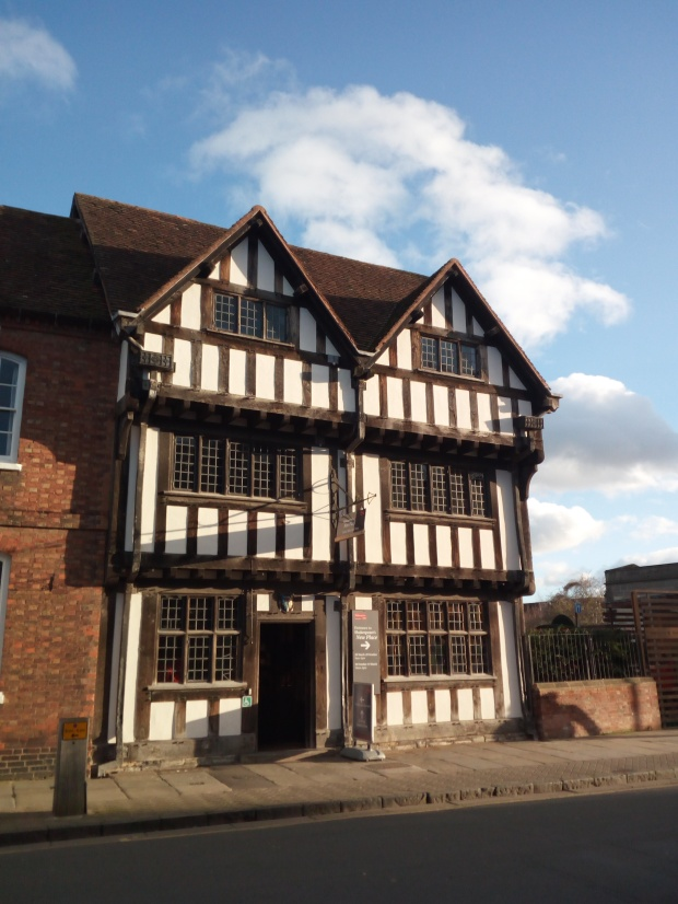 William Shakespeare's New Place - Stratford-upon-Avon