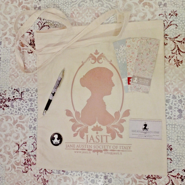 Un tè con Jane Austen - JASIT