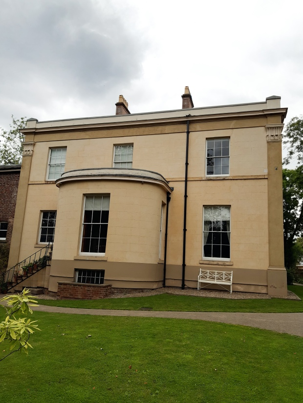 Elizabeth Gaskell's House - Manchester