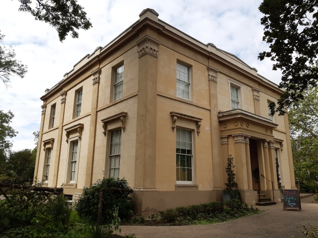 Elizabeth Gaskell's House - Manchester 5