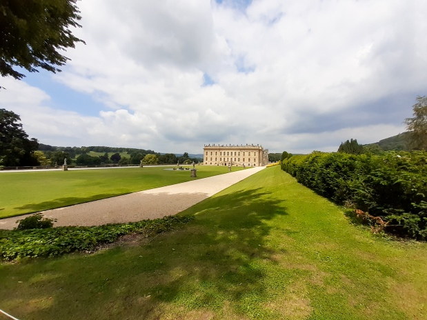 Chatsworth House - Pemberley
