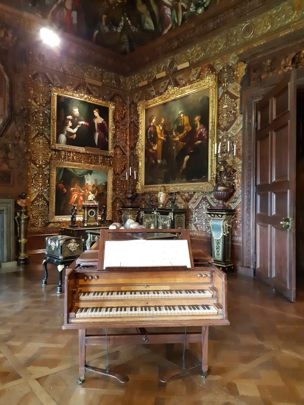 Pianoforte in Chatsworth House