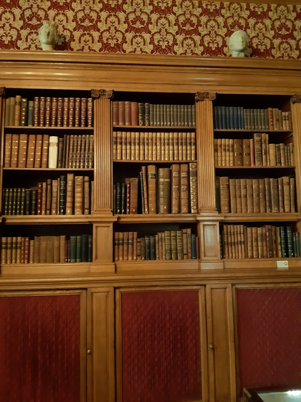 Lyme Park - Library - Libreria