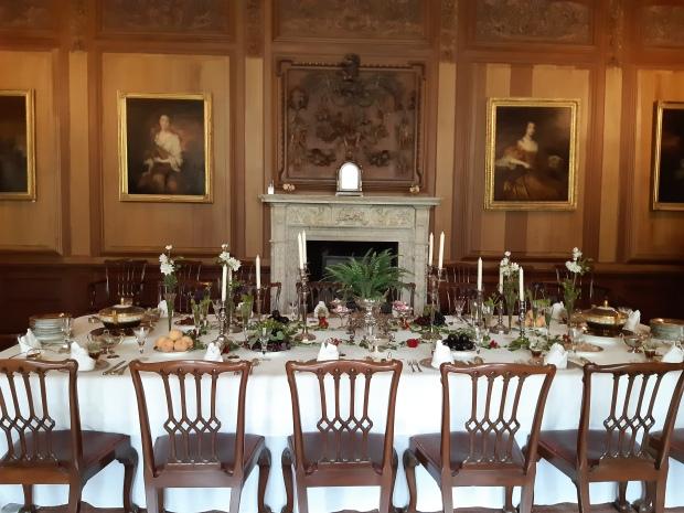 Lyme Park - Dining room - Sala da pranzo