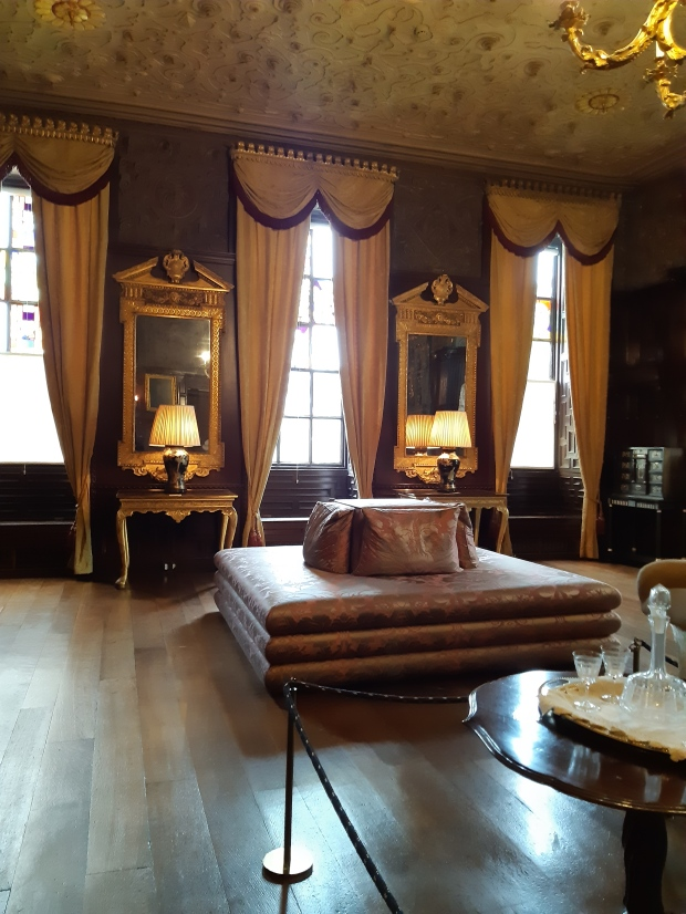 Lyme Park - Inside - Interni