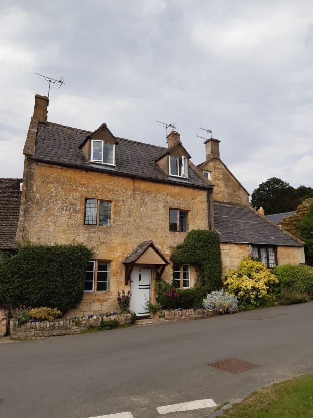 Villaggio di Stanton nel Gloucestershire - Cotswolds