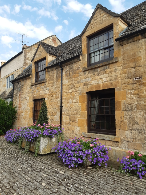 Villaggio di Broadway nel Worcestershire - Cotswolds